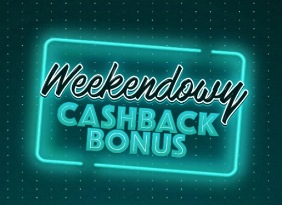 CasinoEuro: Weekendowy cashback 15% do 600 PLN w kasynie na żywo