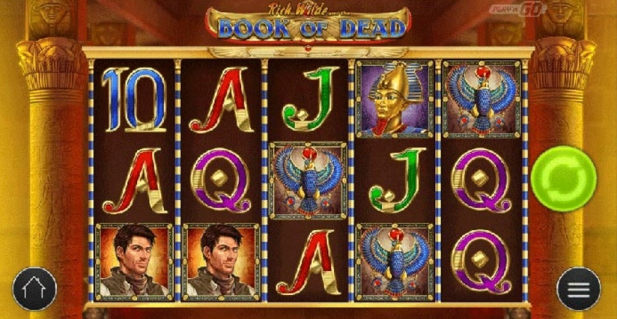 CasinoEuro: Darmowe spiny na Book of Dead (20.07)