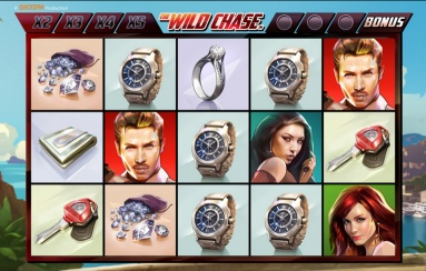 Free spiny na wild chase w casumo casino