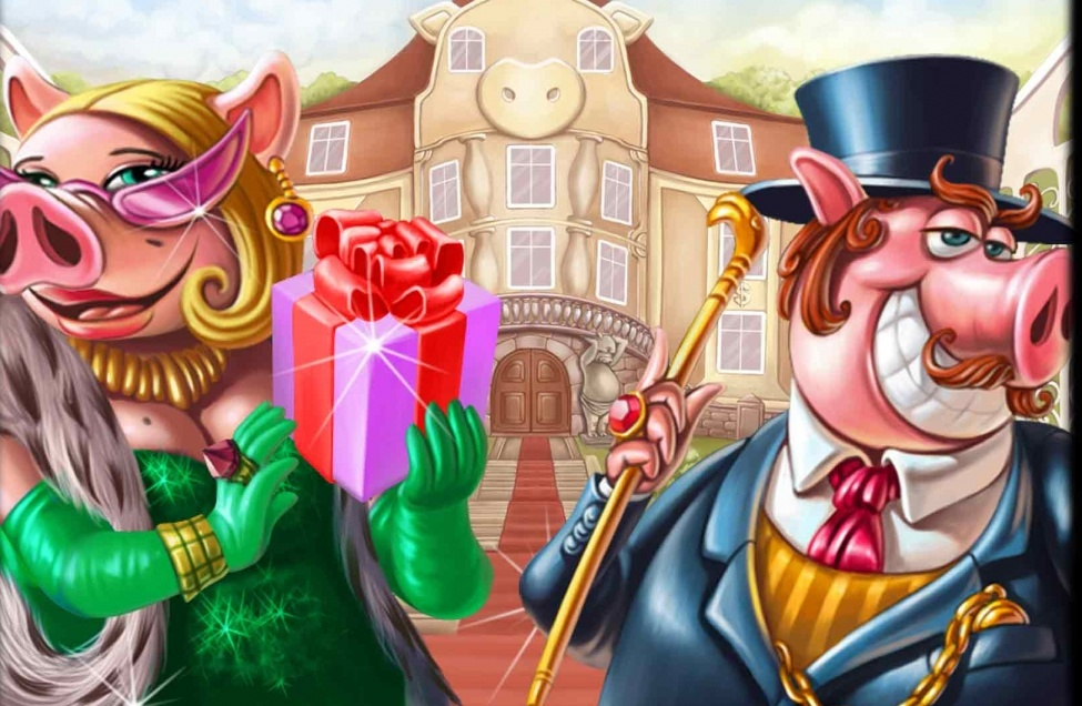 Darmowe spiny casinoeuro piggy riches