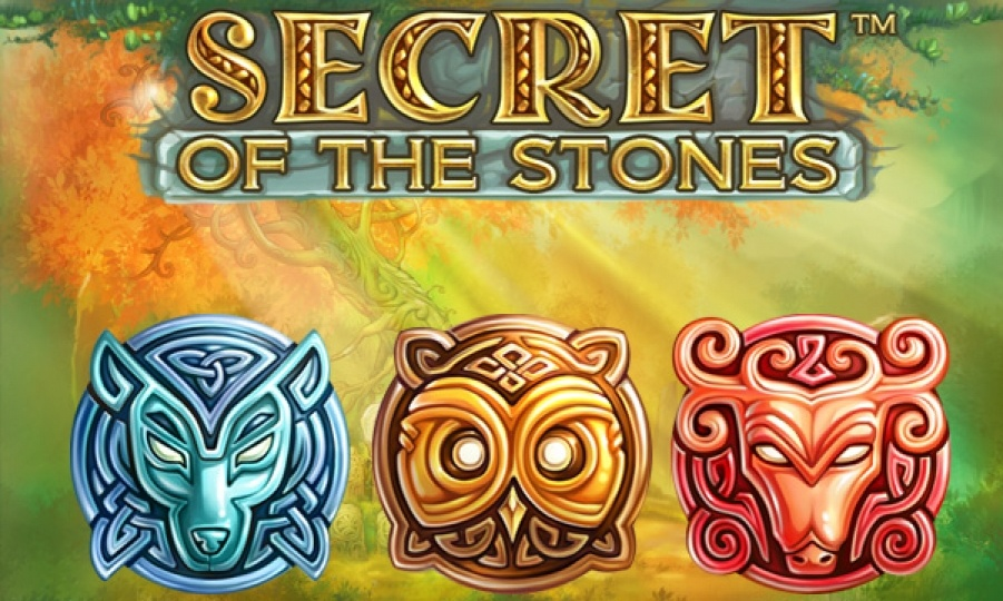 Darmowe spiny na slot secret of the stones