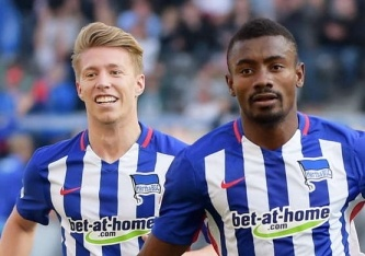 Bet at home sponsoruje także herthę Berlin