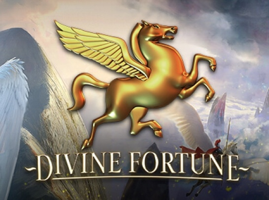 Betsson: 50 free spinów na slot Divine Fortune